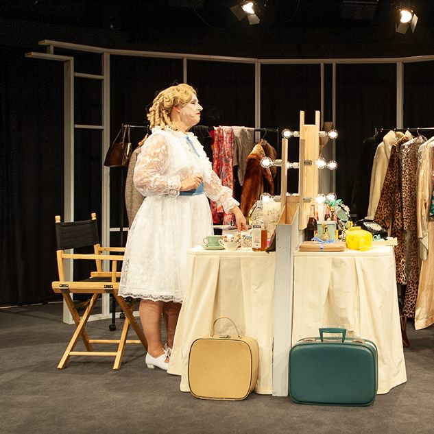 Wise Fools Theater Company - Betty and Joan