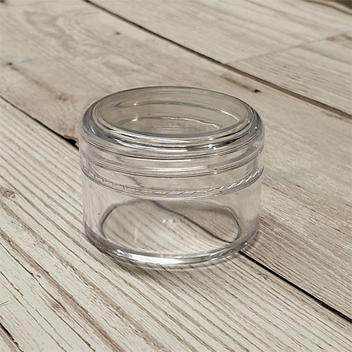 Empty Clear Container 15ml