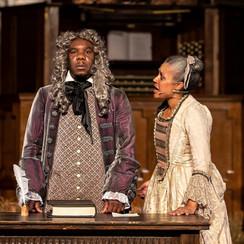 Nottingham Playhouse - Coram Boy