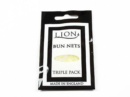 Lion Triple Bun Net