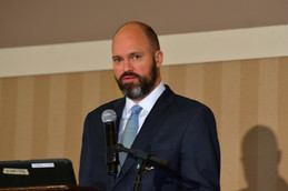 Jonathan Ells, Director of Fleet Sustainability at the Department of Citywide Administrative Services NYC