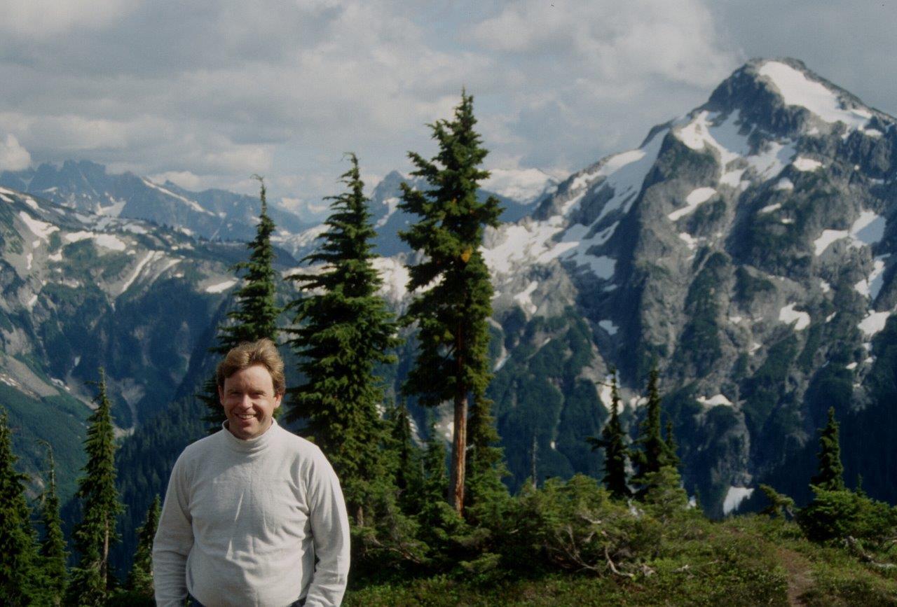 Steve in Washington state Sept 1991