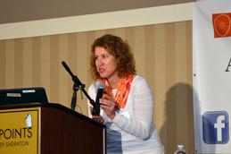Peggy O'Neill-Vivanco, Coordinator of Vermont Clean Cities Coalition