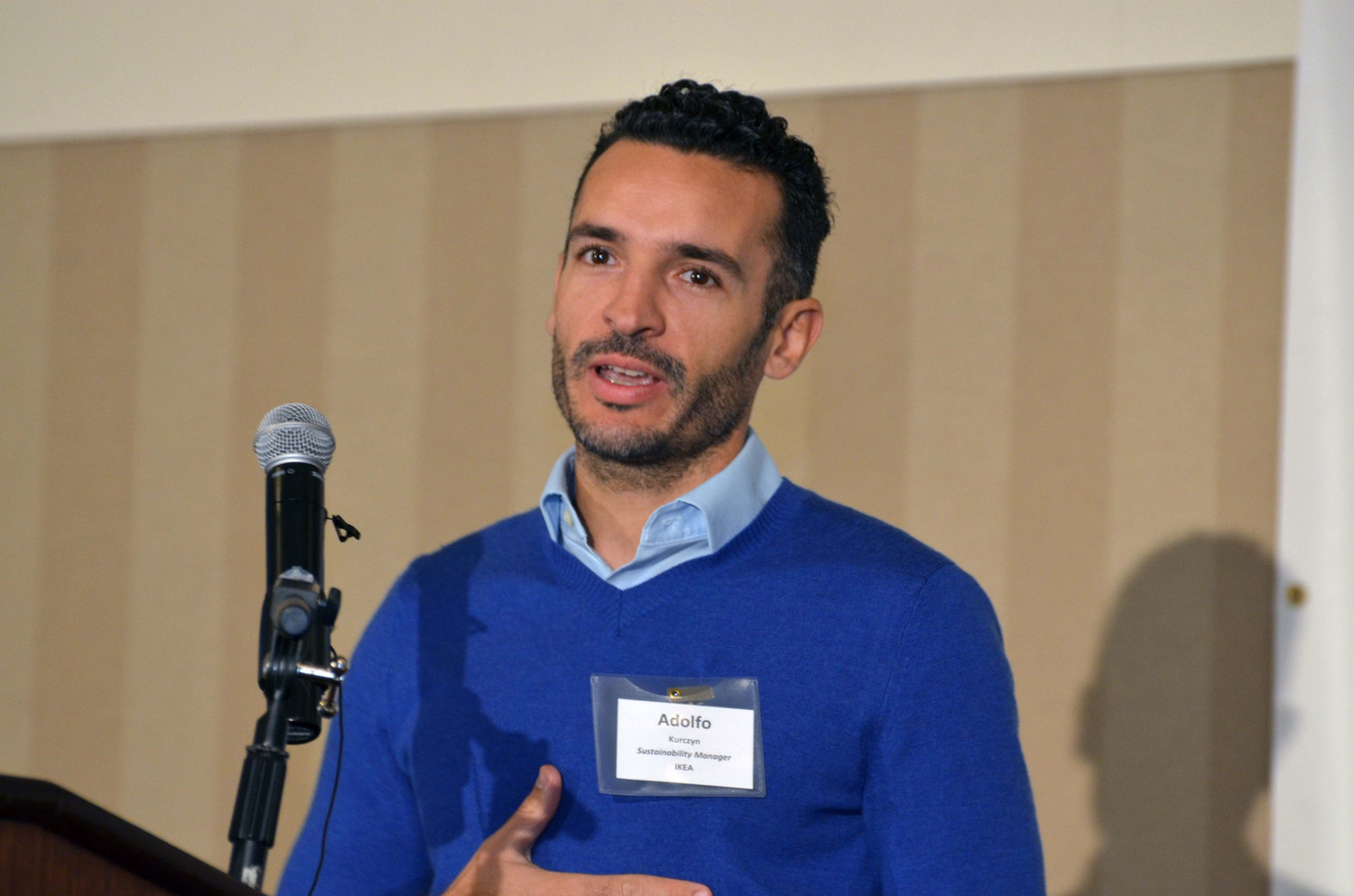 Adolfo Kurczyn, Sustainability Manager, North America - IKEA