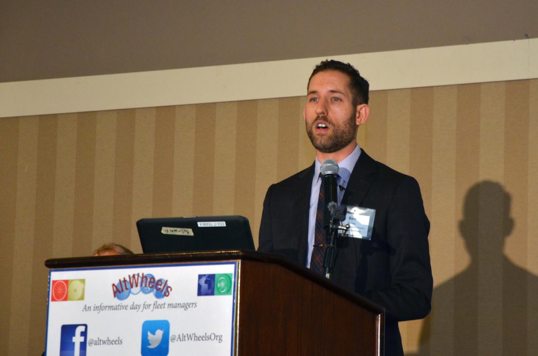 Ben Mandel, Northeast Regional Director - CALSTART