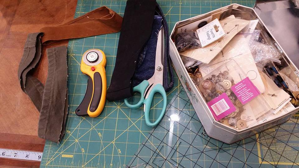 Hems, Buttons, & Alterations