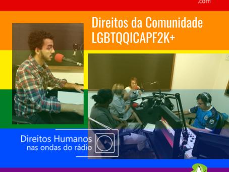 Direitos da Comunidade LGBTQQICAPF2K+