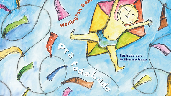 Livro infantil: Para Todo Lado