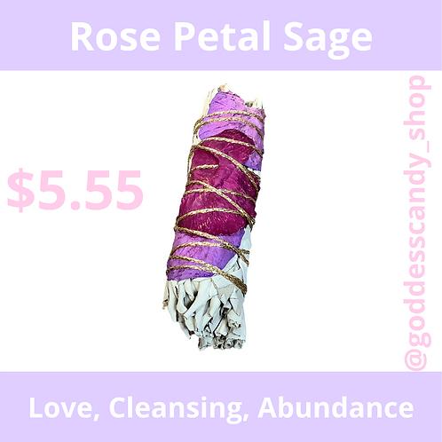 Rose Petal Sage
