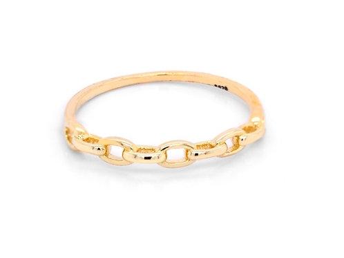 Mini Chain Link Ring