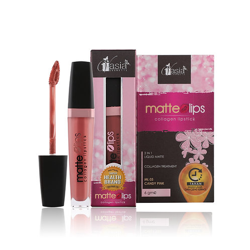 MATTE LIPS - ML 03 Candy Pink