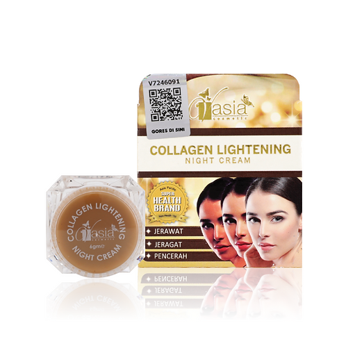 COLLAGEN LIGHTENING NIGHT CREAM