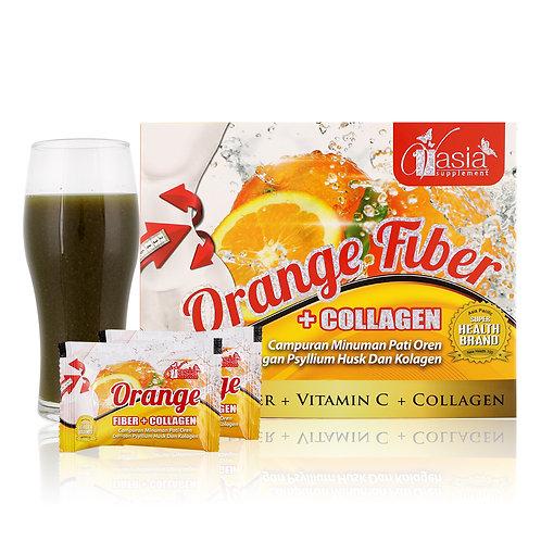 ORANGE FIBER + COLLAGEN