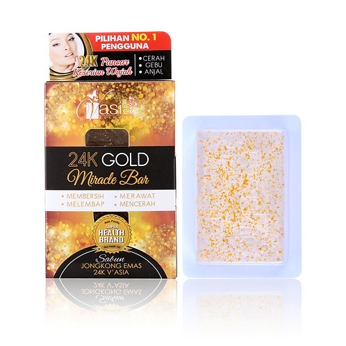 24k GOLD MIRACLE BAR