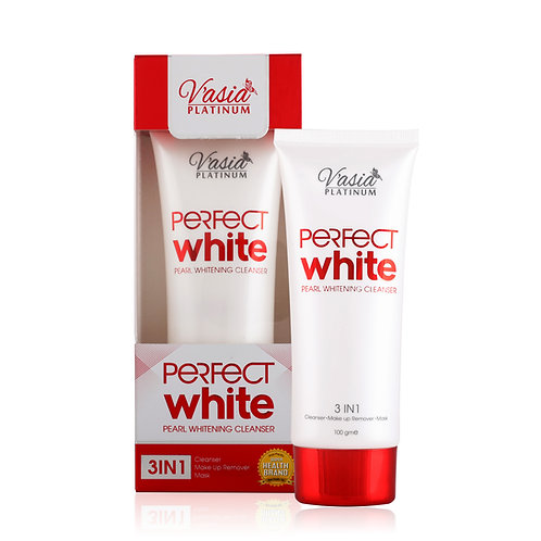 PERFECT WHITE - Pearl Whitening Cleanser