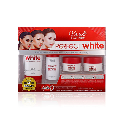 PERFECT WHITE SET 4 in 1