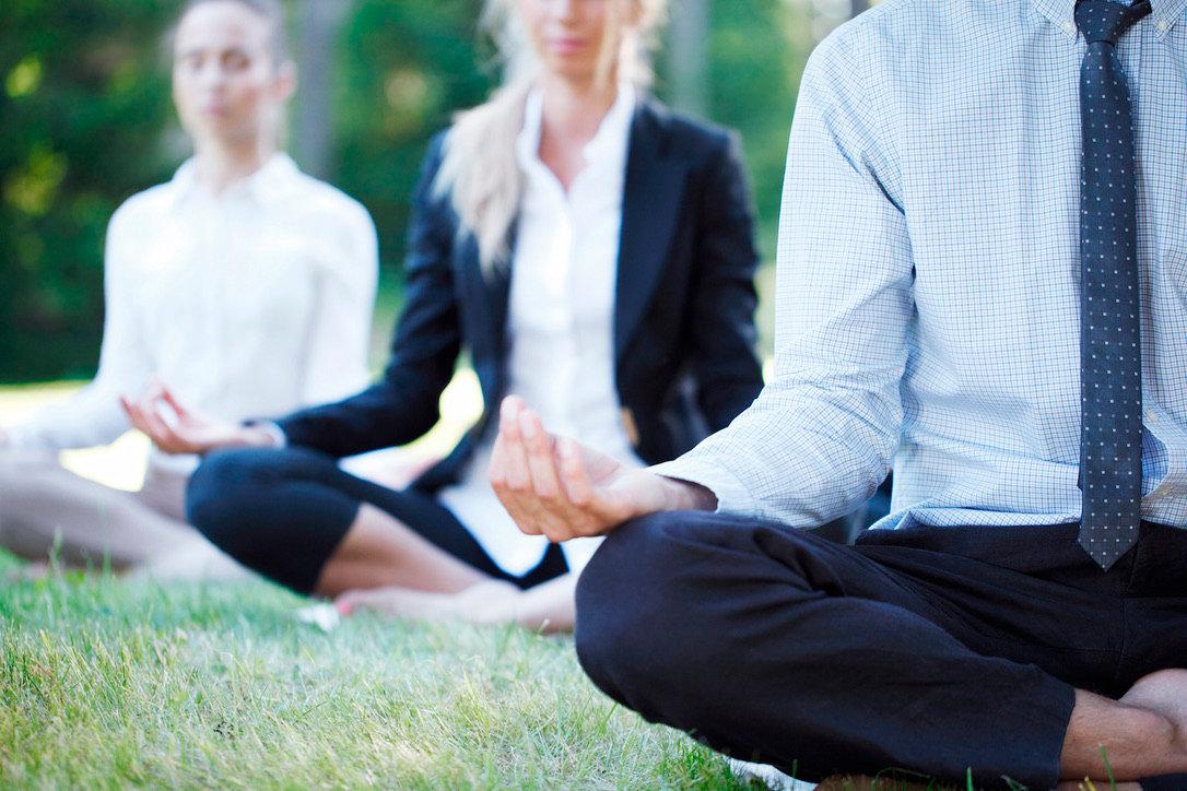 Corporate Mindfulness Yoga & Meditation