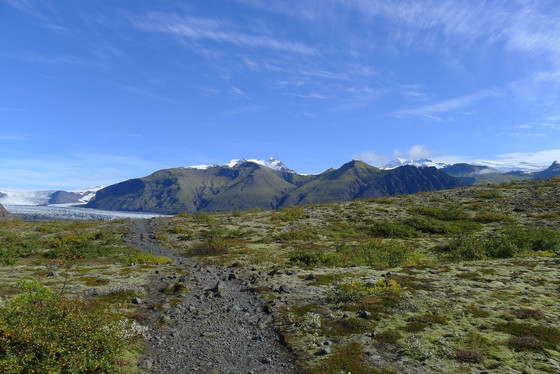 Vatnajökull National Park is now a World Heritage Site