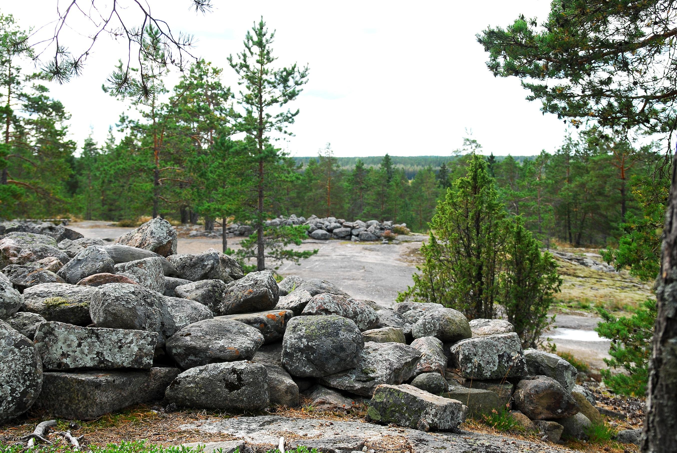 Sammallahdenmaki Bronze Age- Finland