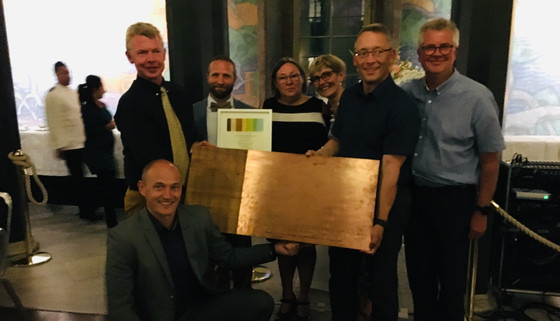 Jelling – The first winner of the Nordic World Heritage Award 2019