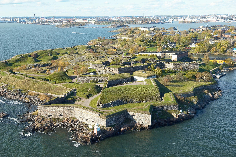 Fortress of Suomenlinna - Finland