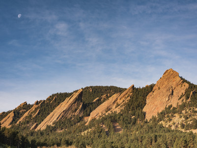 Colorado Day 2 : The Flatirons