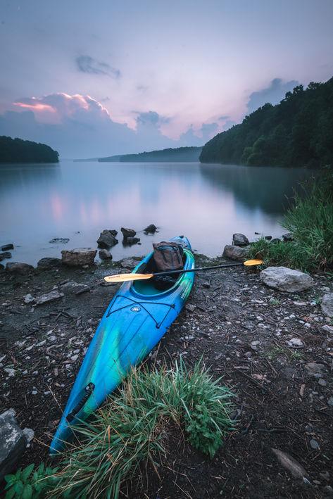 Boundary Supply Kayaking Gear
