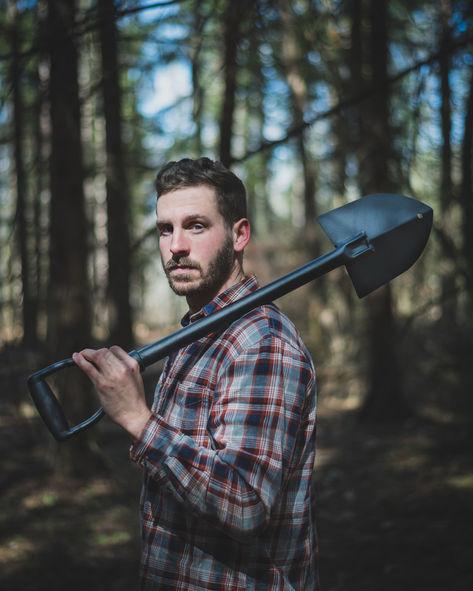 Bully Tools Shovel
