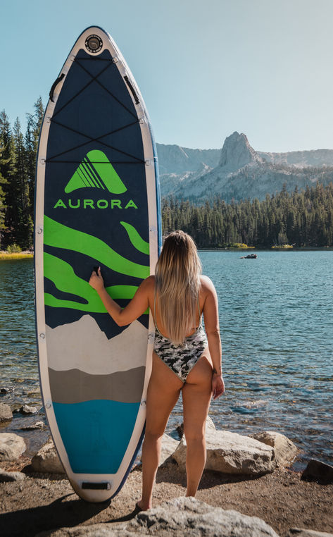 Aurora Paddleboards in Mammoth Lakes, California