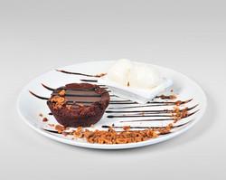 Brownie and Ice Cream 2