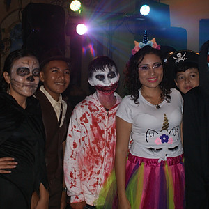 Halloween Party at Victorias Italian Gourment