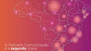 Anuário destaca a Partners em comunicação corporativa