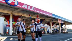 ALE patrocina a equipe feminina do Atlético Mineiro