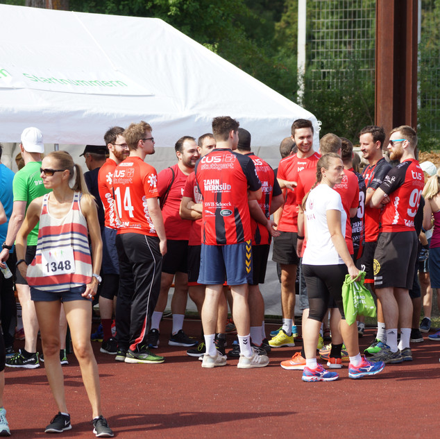 7. Hand in Hand Spendenlauf 2019