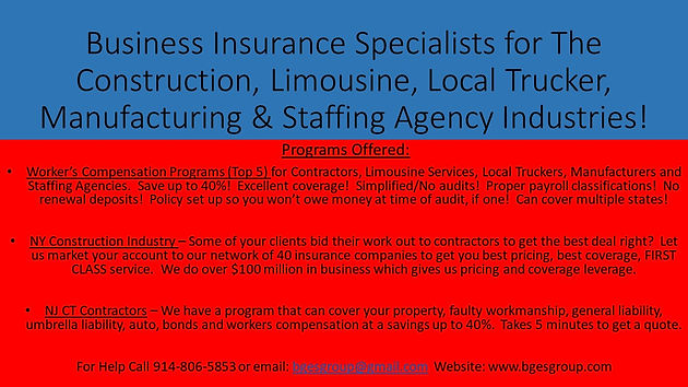 Are You a Contractor Having any of the Following Issues with