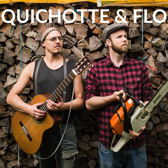 Quichotte & Flo