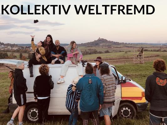 KOLLEKTIV WELTFREMD