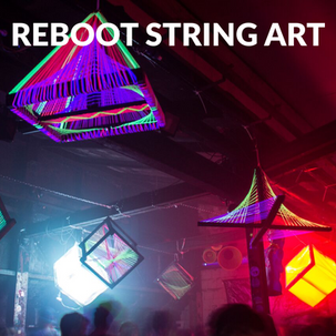 Reboot String Art