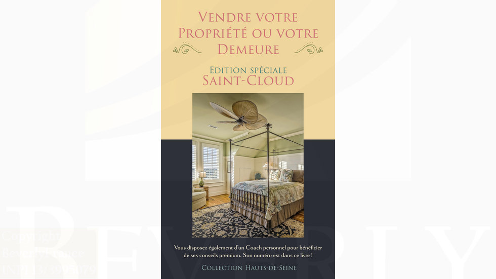 Vendre sa Demeure à Saint-Cloud (92210)