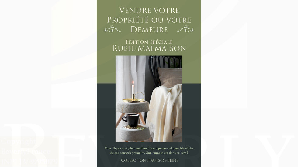 Vendre sa Demeure à Rueil-Malmaison (92500)