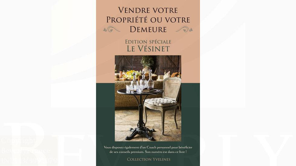 Vendre sa Demeure au Vésinet (78110)