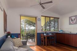 Jacaranda_Cottages_Maleny_Whipbird_Dining_Kitchen