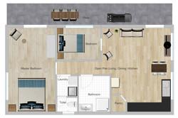 thelodge-floorplan