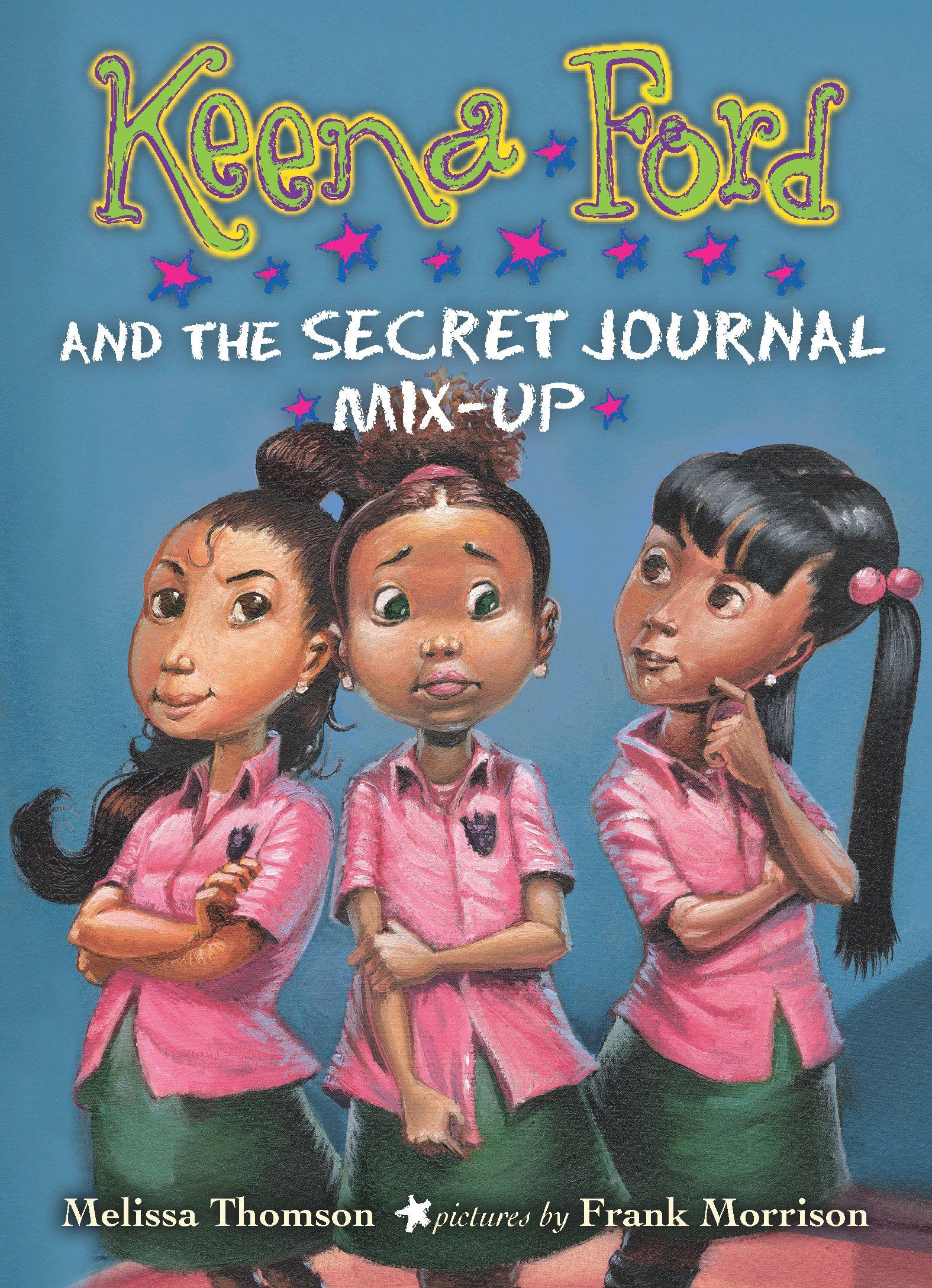Keena Secret Journal