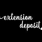 Extension Deposit