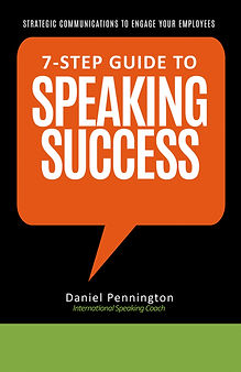 Edited 7-Step Guide to Speaking Success
