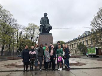 Образование XXI века. Майские праздники в Петербурге