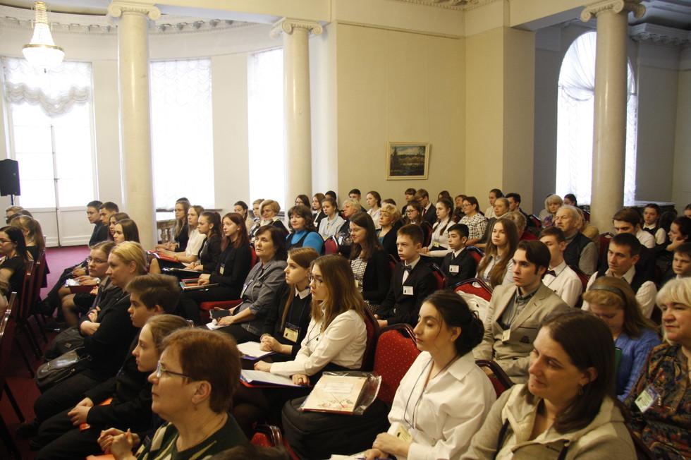 X Всероссийская научно-исследовательская конференция учащихся «ЮНОСТЬ. НАУКА. КУЛЬТУРА – Север»