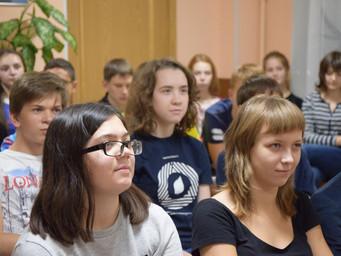 В рамках проекта «Образование XXI века» участвовали учащиеся школ г. Бугуруслана (Оренбургская облас