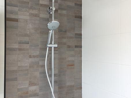 La douche, un univers à part entière